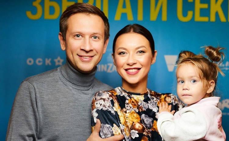 Дмитрий Ступка рассказал о талантах 3-летней дочери Богданы: пойдет по стопам папы и деда?