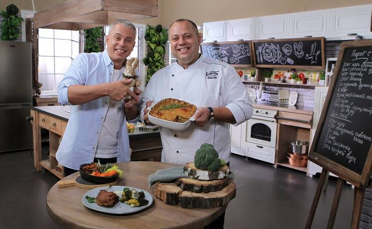 Готовим вместе: Блюда из кролика (эфир от 13.12.2020)