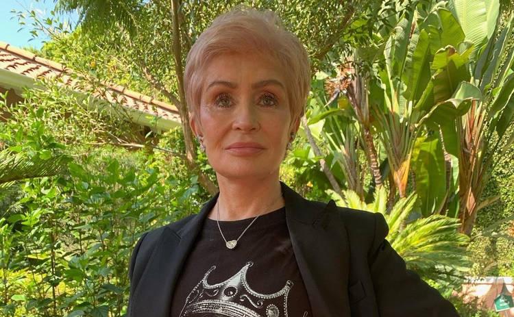 Жену Оззи Осборна госпитализировали с коронавирусом