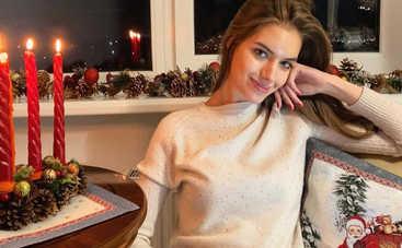 Мы далеко друг от друга: Александра Кучеренко отпраздновала день рождения с супругом по онлайн-связи