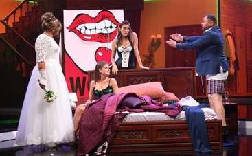 Вар'яти-шоу 5 сезон: смотреть 3 выпуск онлайн (эфир от 25.12.2020)