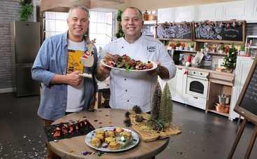 Готовим вместе: Новогодние блюда (эфир от 27.12.2020)