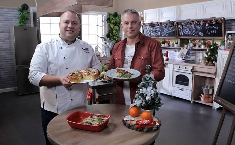 Готовим вместе. Домашняя кухня: смотреть онлайн 1 выпуск от 02.01.2021