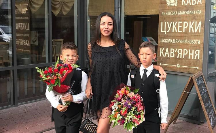Экс-жена Сереги впервые после разлуки созвонилась с детьми: Отец в клубах в Киеве, а дети в Харькове