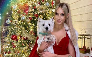 Леся Никитюк похвасталась фигурой в бикини на отдыхе в Буковеле
