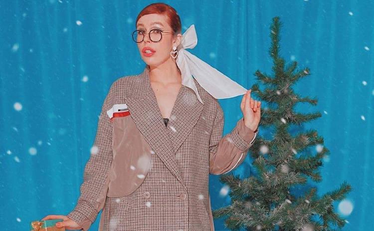 Соня Плакидюк рассказала о своем самом смешном новогоднем курьезе