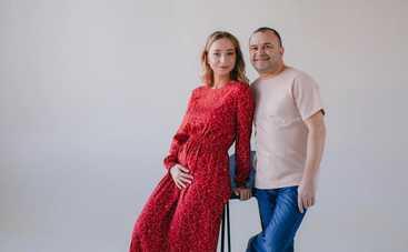 Жена Виктора Павлика вспомнила свои эмоции и мужа, когда узнали о ее беременности