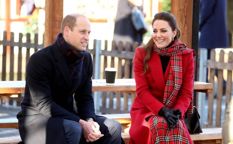 У Кейт Миддлтон и принца Уильяма есть тайный особняк: подробности