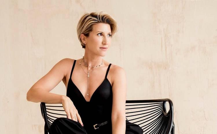 Анита Луценко развенчала о себе ложное мнение: Я люблю пиццу, спагетти, шампанское