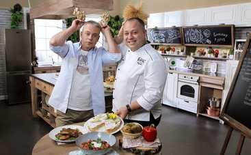 Готовим вместе. Домашняя кухня: смотреть онлайн 4 выпуск от 24.01.2021