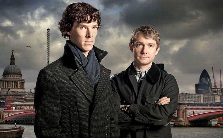 Шерлок – все 4 сезона детектива на Интере: последний шанс увидеть сериал с Камбербэтчем на ТВ