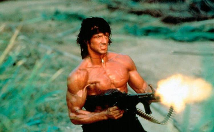 Рэмбо-2: солдат Джон возвращается на войну