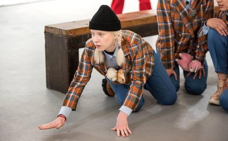 Від пацанки до панянки-5: участницей реалити стала девушка-альбинос