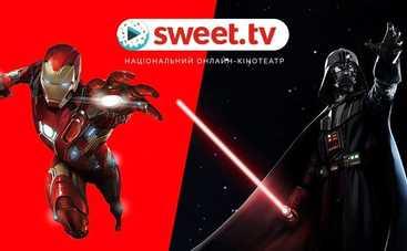 MARVEL, «ЗВЕЗДНЫЕ ВОЙНЫ» и эксклюзивные премьеры от Disney доступны на SWEET.TV