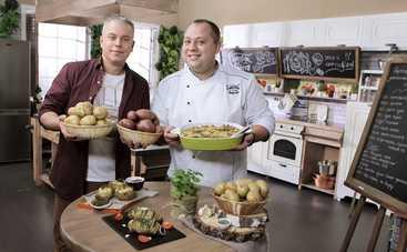 ТОП-3 оригинальных рецепта печеного картофеля: интересные блюда и лайфхаки от шеф-повара
