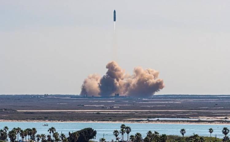 Девятый прототип Starship Илона Маска снова разбился во время испытаний (видео)