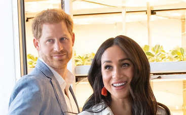 Принц Гарри и Меган Маркл во второй раз станут родителями: фото