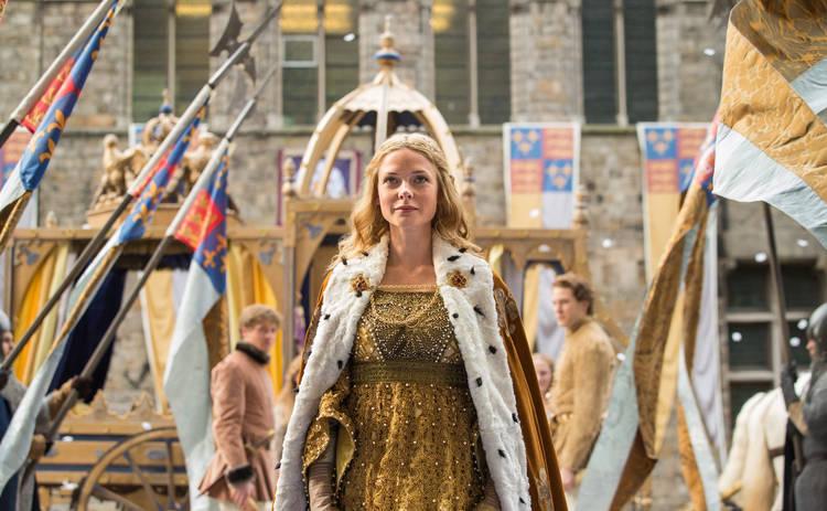 Ребекка Фергюсон о «Белой королеве»: Какое счастье, что мы живем не в Средневековье!