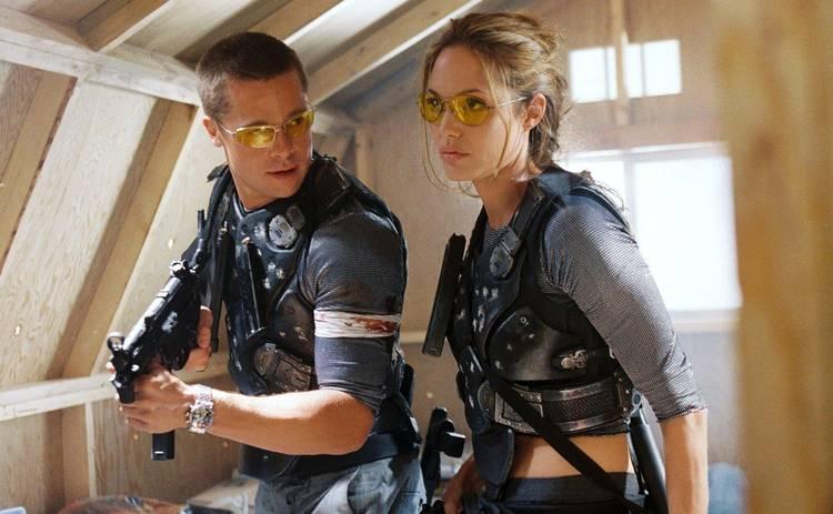 В Голливуде снимут римейк фильма Мистер и миссис Смит: вернутся ли Джоли и Питт?