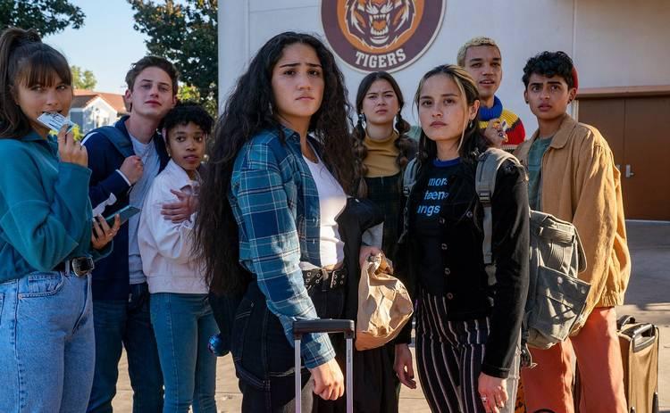 Смотреть онлайн трейлер сериала Поколение от HBO