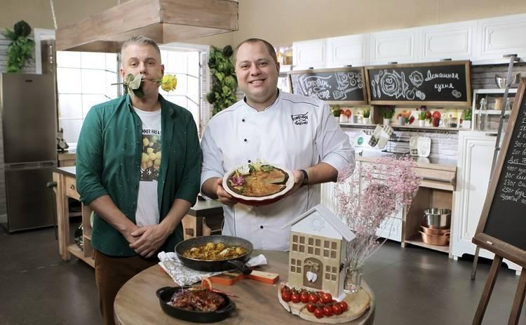 Готовим вместе. Домашняя кухня: смотреть онлайн 7 выпуск от 20.02.2021