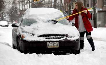 Как правильно разморозить авто, не повредив его