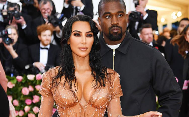 Официально: Ким Кардашьян разводится с Канье Уэстом