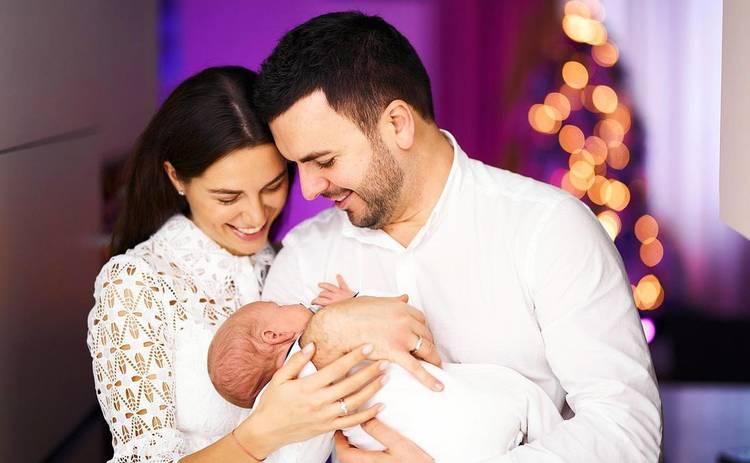 Григорий Решетник с женой окрестили младшего сына ‒ фото