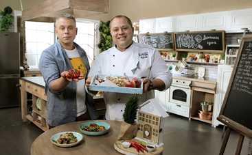 Готовим вместе. Домашняя кухня: смотреть онлайн 8 выпуск от 27.02.2021