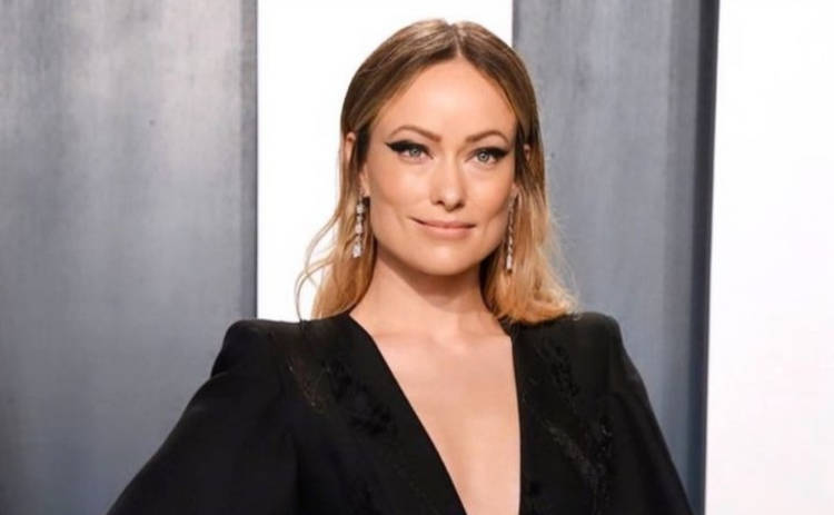 Olivia Wilde has confirmed an affair with a famous singer