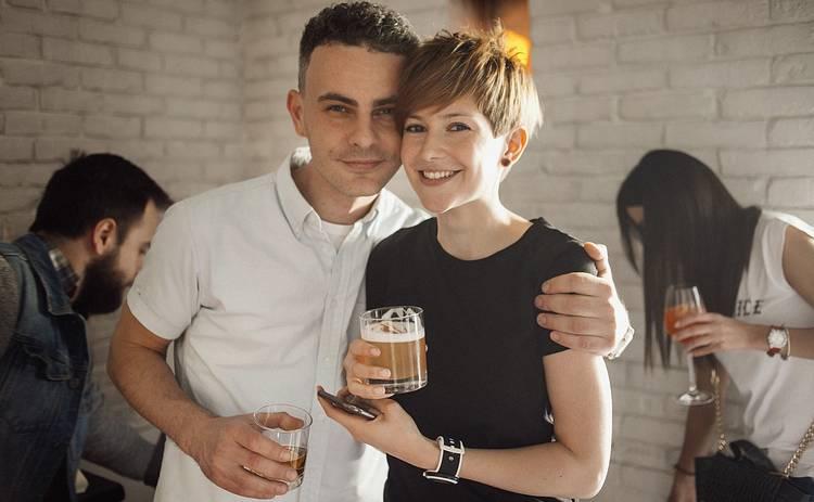 Украинская ведущая родила двойню