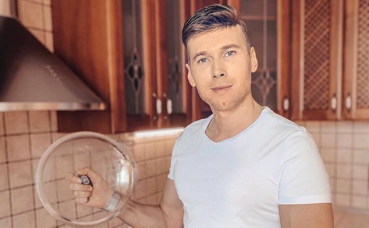ТОП-3 рецепта к 8 Марта от актера Алексея Комаровского