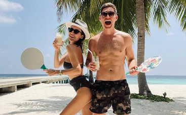 Супруга Владимира Остапчука полностью разделась в ванной ‒ горячее фото