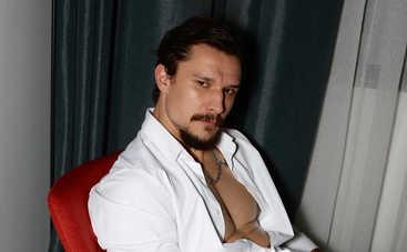 #Сильный Тарас Цымбалюк - о сценах с поцелуями, статусе секс-символа и стереотипах относительно актеров