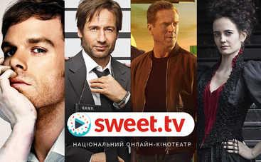 Сериалы «Страшные сказки», «Блудливая Калифорния», «Декстер» появились на SWEET.TV и скоро заговорят на украинском