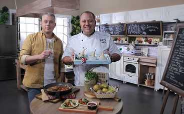 Готовим вместе. Домашняя кухня: смотреть онлайн 9 выпуск от 06.03.2021
