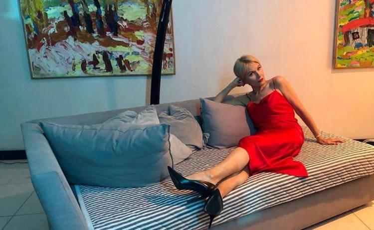 Анастасия Бунина о работе над фильмом