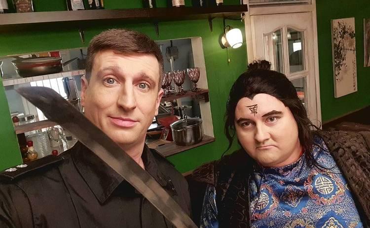 Александр Теренчук рассказал, как получил роль участкового в сериале