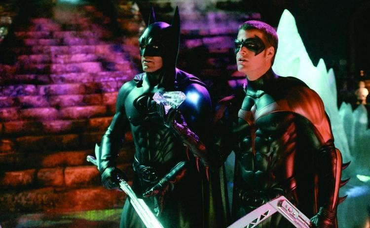 Бэтмен и Робин: супергерои прошлого века
