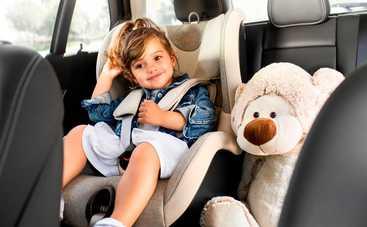 ТОП-3 совета, как правильно разместить детское автокресло