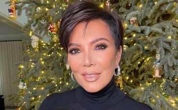 Мама Ким Кардашян впервые прокомментировала развод дочери с Канье Уэстом