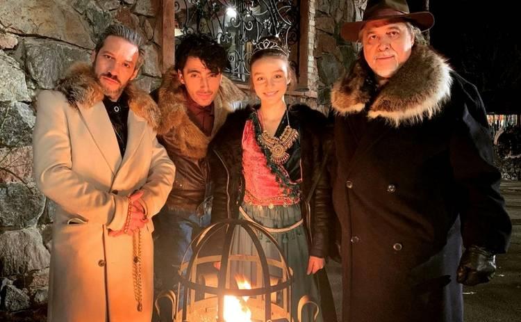 Сашка: на канале Украина – премьера 4-серийного фильма