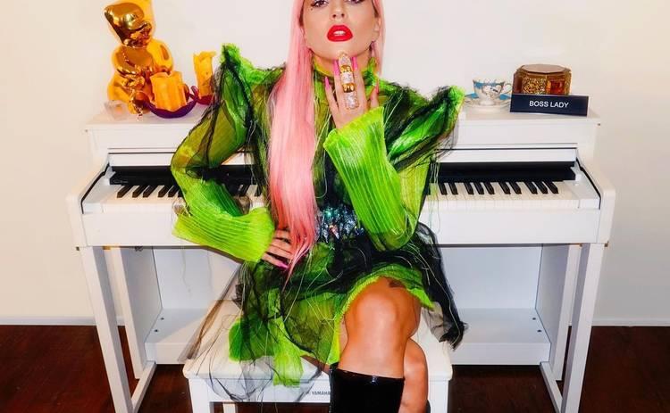 Леди Гага умеет удивлять