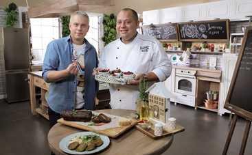 Готовим вместе. Домашняя кухня: смотреть онлайн 12 выпуск от 27.03.2021