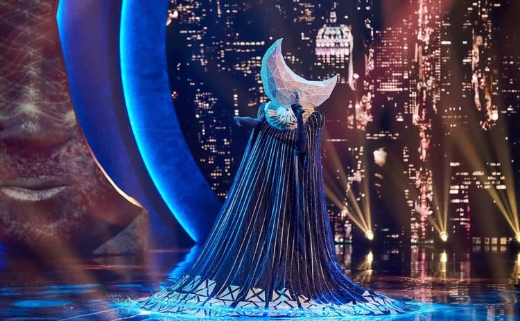 МАСКА: на сцене шоу выступит новый герой – таинственный Месяц, который бросит вызов Солнцу