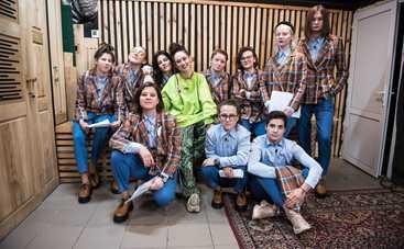 Від пацанки до панянки-5: участницы шоу записали песню с известной украинской певицей