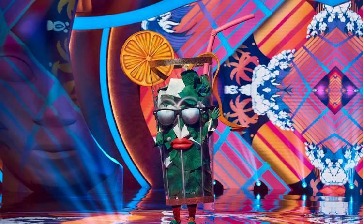 МАСКА: на сцене шоу выступит новый герой – сладкое Мохито, которое одурманит головы детективов