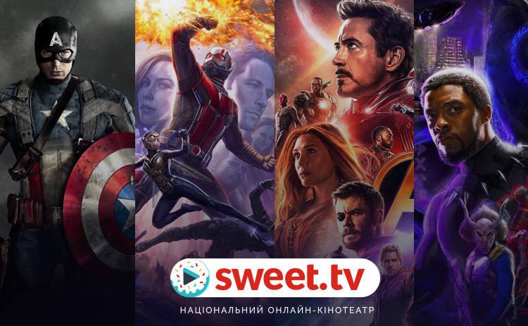 SWEET.TV рассказал, какие фильмы украинцы будут смотреть в апреле