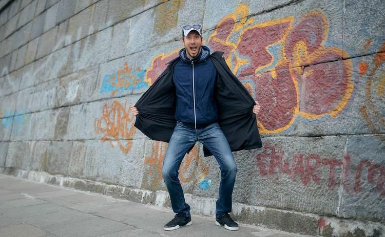 Актер Ярослав Герус: Лучшая защита от розыгрышей на 1 апреля – это нападение!