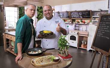 Готовим вместе: Блюда из зелени (эфир от 04.04.2021)